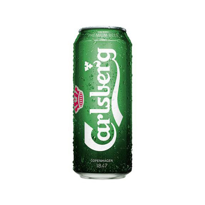 Carlsberg Beer 500ml Can Singapore