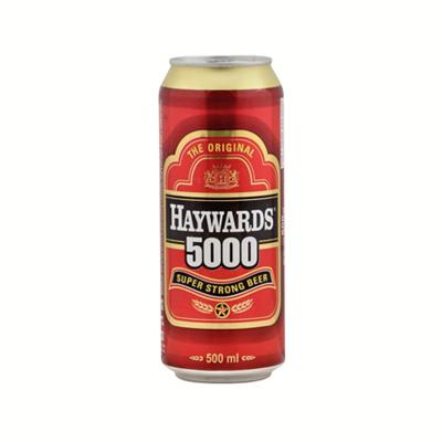 Hayward 5000 Beer 500ml Can Singapore