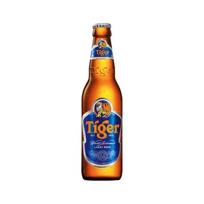 Tiger Beer 330ml Bottle Singapore