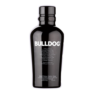 Bulldog Gin Singapore