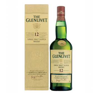 Glenlivet 12 yrs Singapore