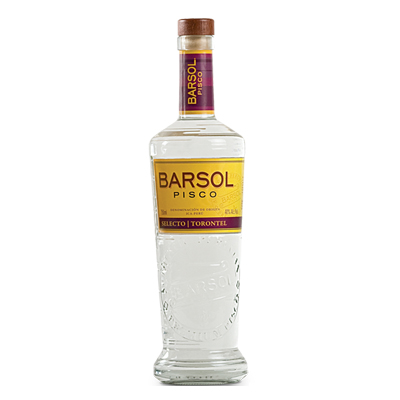 Barsol Pisco Selecto Torontel Singapore