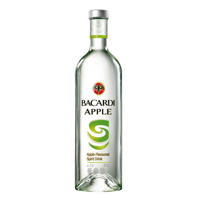 Bacardi Apple Singapore