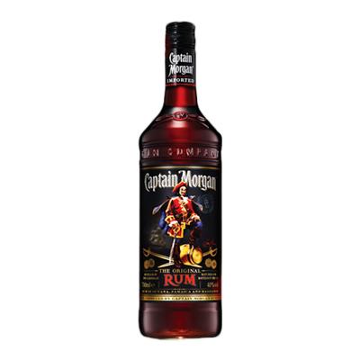 Captain Morgan's Dark Rum Singapore