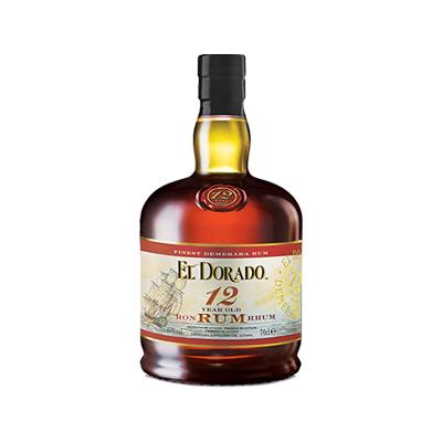 El Dorado Rum 12yrs Singapore