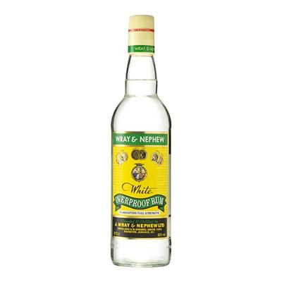 Wray and Nephew White Overproof Rum Singapore