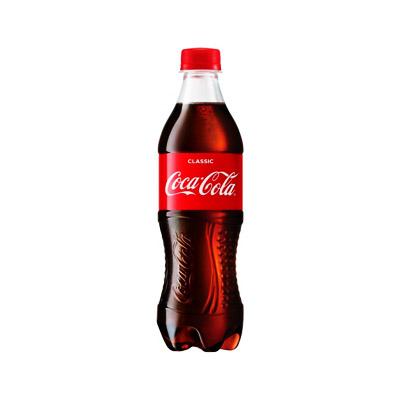 Coca Cola 500ml Bottle Singapore