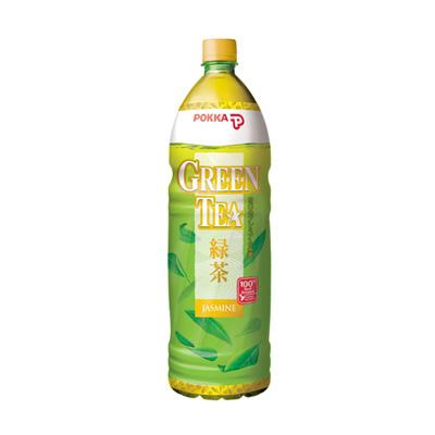 Pokka Green Tea 1.5L Bottle Singapore