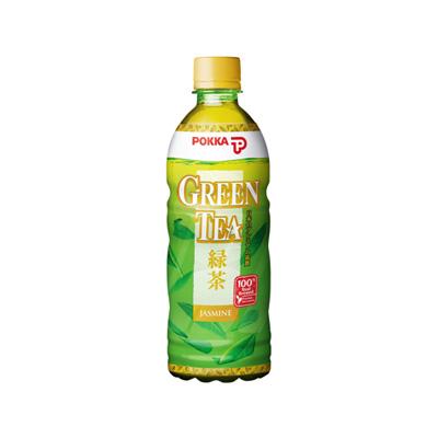 Pokka Green Tea 500ml Bottle Singapore