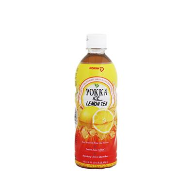 Pokka Ice Lemon Tea 500ml Bottle Singapore