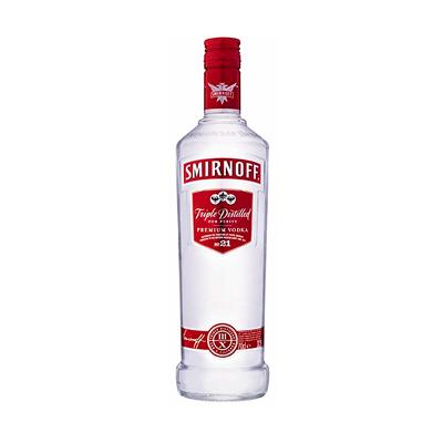 Smirnoff Red Vodka Singapore