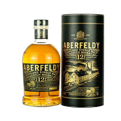 Aberfeldy 12 years Singapore