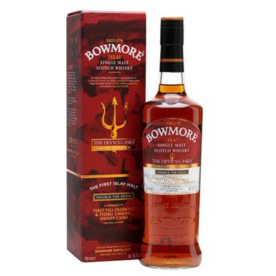 Bowmore Devil's Cask III Singapore