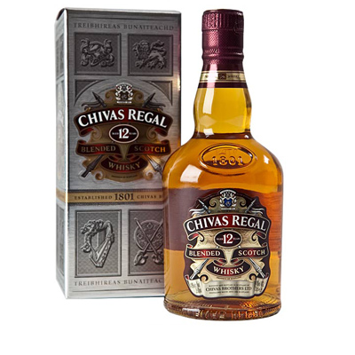 Chivas Regal 12 yrs Singapore