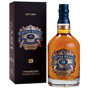 Chivas Regal 18yrs Singapore