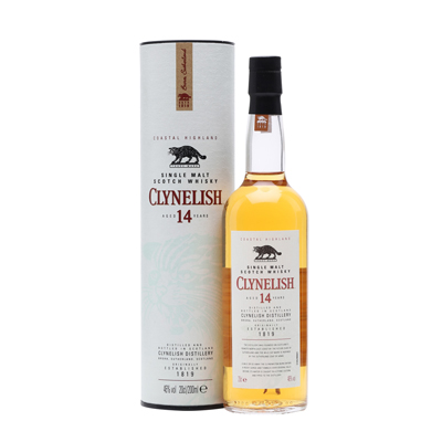Clynelish 14 years Singapore