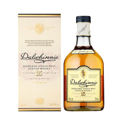 Dalwhinnie 15 yrs Singapore