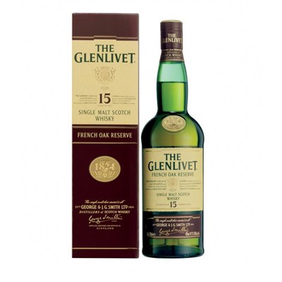 Glenlivet 15 yrs Singapore