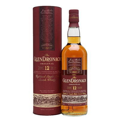 Glendronach 12 yrs Singapore