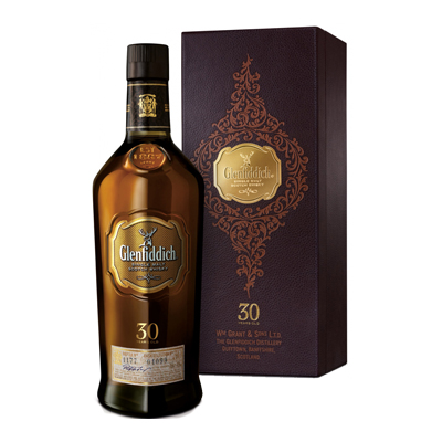 Glenfiddich 30 Years Singapore