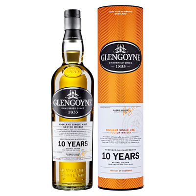 Glengoyne 10 yrs Singapore
