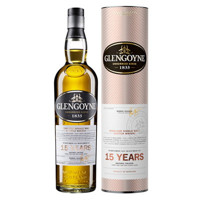 Glengoyne 15 yrs Singapore