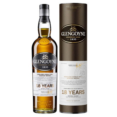 Glengoyne 18 yrs Singapore