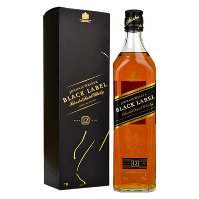 Johnnie Walker Black Label Singapore