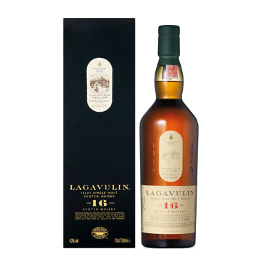 Lagavulin 16 years Singapore