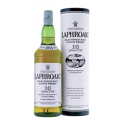 Laphroaig 10 years Singapore