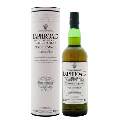 Laphroaig Triple Wood Singapore