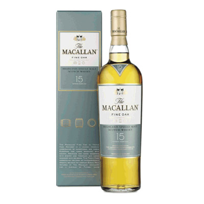 Macallan 15 Years Fine Oak Singapore