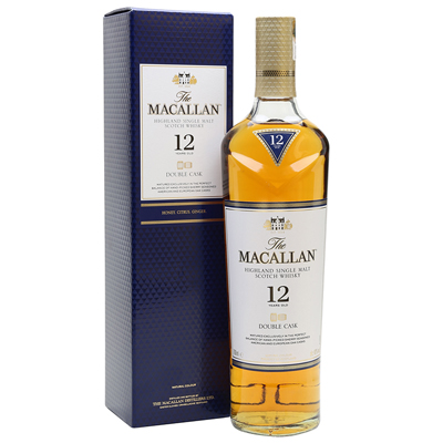 Macallan 12 yrs Double Cask Singapore