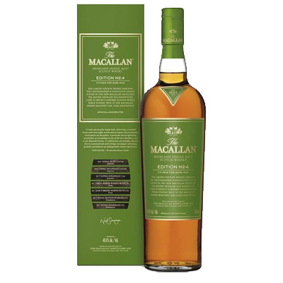 Macallan Edition No.4 (1btl)