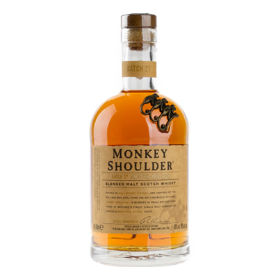Monkey Shoulder x 3