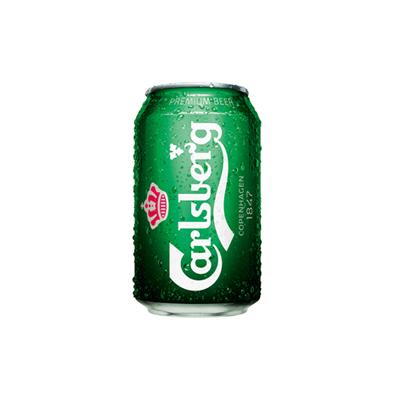 Carlsberg Beer 320ml Can Singapore