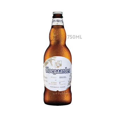 Hoegaarden Beer 750ml Bottle Singapore