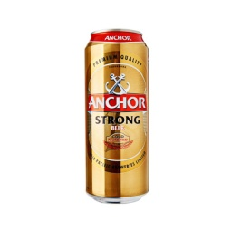 Anchor Strong Beer 500ml Can Singapore