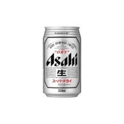 Asahi Beer 350ml Can Singapore