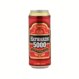Hayward 5000 Beer 500ml Can Singapore