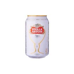 Stella Artois 330ml Can Singapore