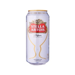 Stella Artois 440ml Can Singapore