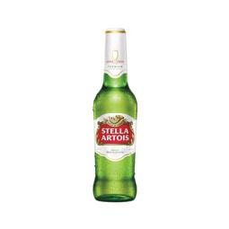 Stella Artois 330ml Bottle Singapore