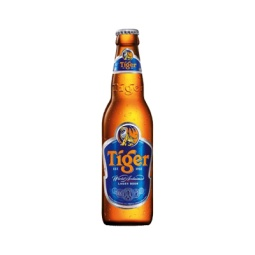 Tiger Beer 330ml Bottle Singapore