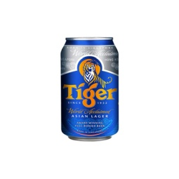Tiger Beer 330ml Can Singapore