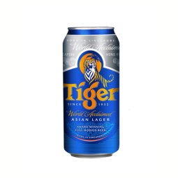 Tiger Beer 500ml Can Singapore