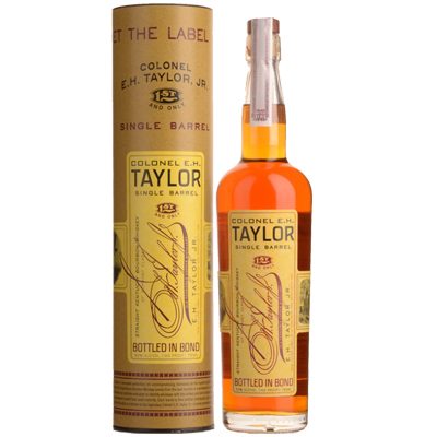 Colonel EH Taylor Small Batch Single Barrel Singapore