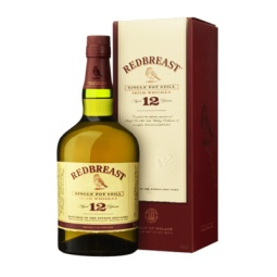Redbreast 12 Years Old Pot Still Singapore