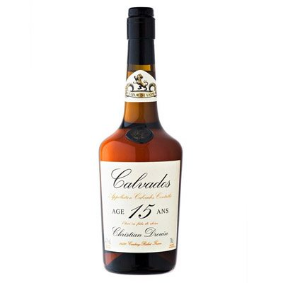 Christian Drouin 15 yrs Calvados Singapore