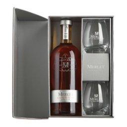 Merlet Brothers Blend Cognac Gift Set